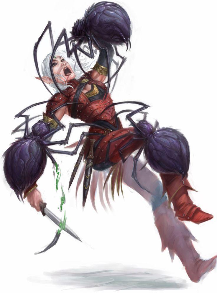 115 best Pathfinder RPG Fantasy Art images on Pinterest ...