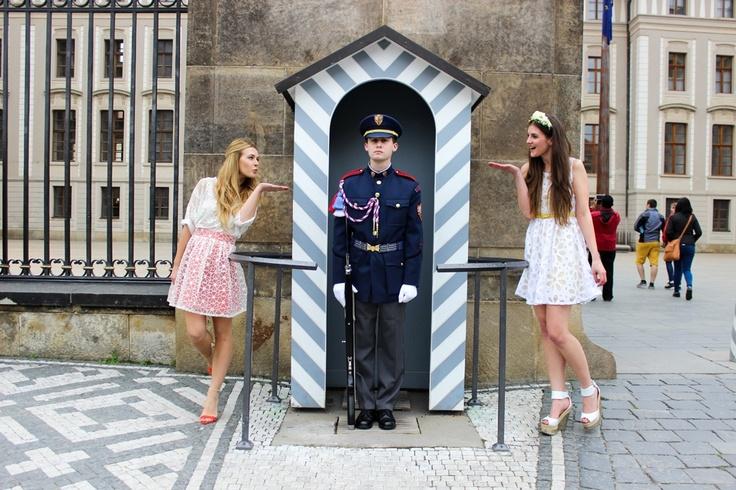 The Czech Chicks: Fashion story photos | CzechChicks