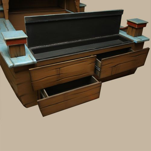 best 25 pirate ship bed ideas on pinterest pirate bedroom decor childrens pirate bedrooms. Black Bedroom Furniture Sets. Home Design Ideas