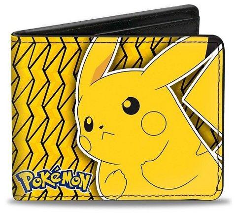 Pokemon Wallet Pokemon Yellow Fictitious Character