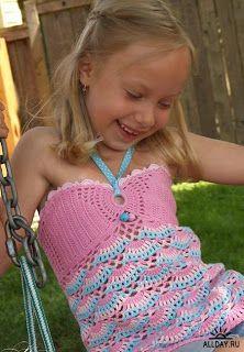 Marcinha Crochet: CHILDREN'S CLOTHING