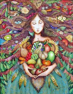 Magia no Dia a Dia: Abençoando o Alimento http://www.magianodiaadia.com/2018/01/abencoando-o-alimento.html