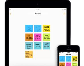 Post-it Plus App