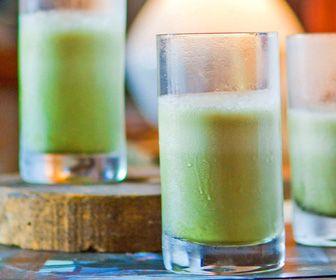 Bulletproof Green Tea...plus 11 other recipes