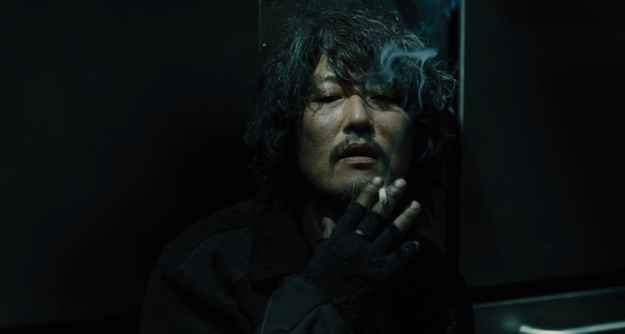 Because you'll never be as cool as Song Kang-ho.