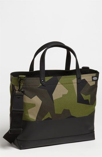 Yes!!! Jack Spade 'Coal' Camo Tote Bag available at #Nordstrom