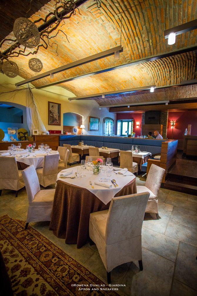 Vila Podvin Restaurant in Radovljica, Slovenia (Near Bled)
