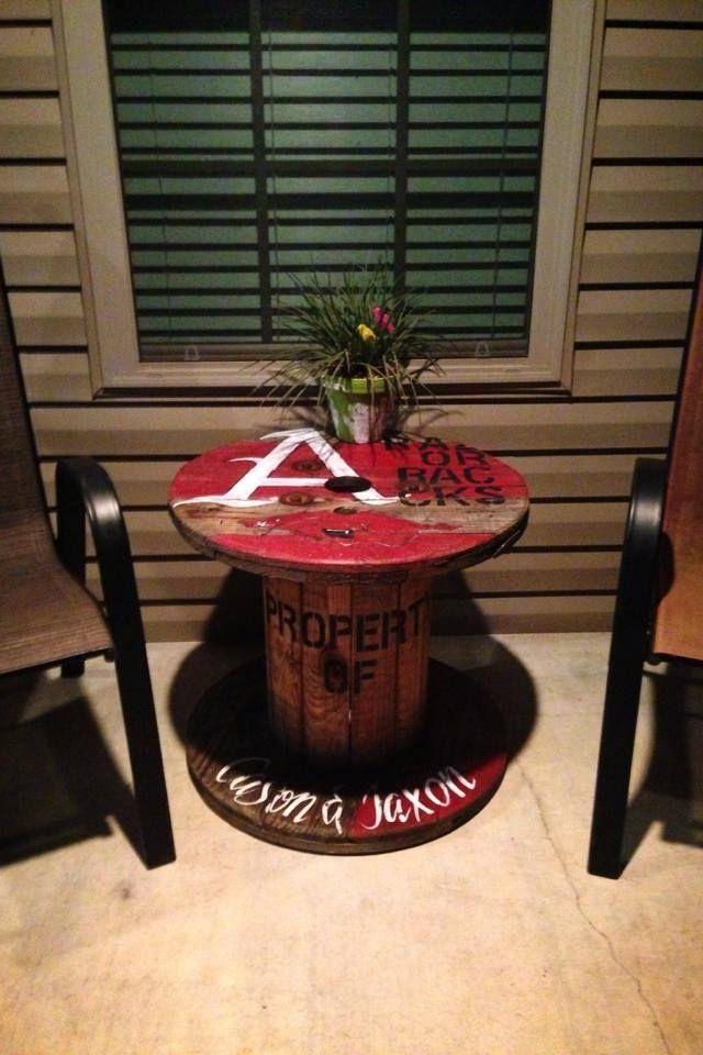 Razorback Table Love It
