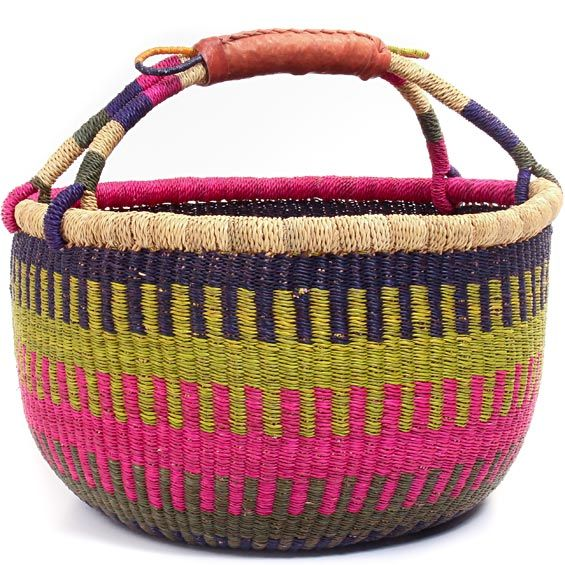 Basket Weaving Ghana : Best images about african baskets on art