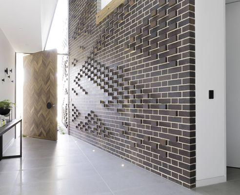 pattern brick interior wall