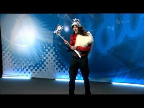 Idols 2011: Tsingis Khan