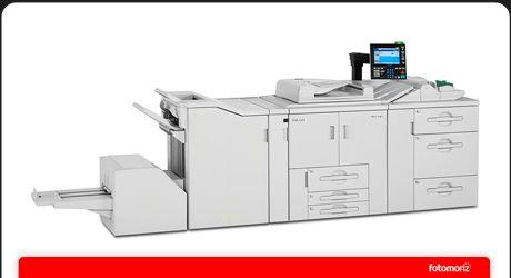 Las Pro 1107/1307/907 de RICOH, cuentan con una gran capacidad de apilado y plegado múltiple. Estos equipos le permitirán imprimir en diferentes tipos de papel como carta, satinado, transparencias y cartulinas, imprimiendo de borde a borde documentos en A3.