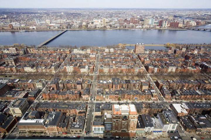 SLR Back Bay of Boston Comparison