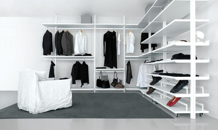 Cabina armadio ad angolo bianca PE01, Cabine PERSONAL Webshop:  www.extendoweb.com/prodotto/cabina-armadio-ad-angolo-bianca/