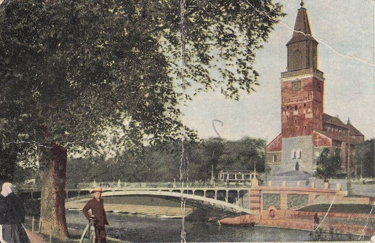 1917 Tuomiokirkko, Turku