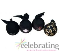 Pirate - Hats Assorted colours Pk4 Sydney Fancy Dress Costumes | Order Fancy Dress Online | Sydney Costumes | Buy Fancy Dress Costumes | Sydney Party Supplies | Online Party Shop Australia
