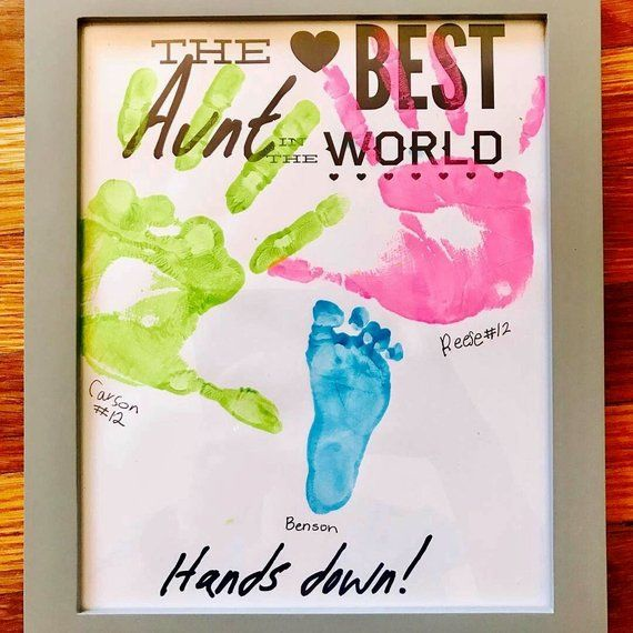 Diy Aunt Gift Ideas Aunt Birthday Gift Christmas Gifts For Aunts Aunt Gifts