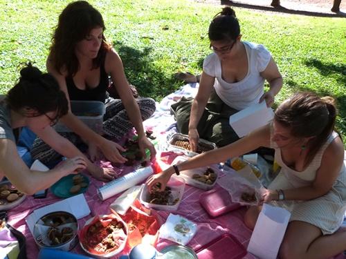 #BsAsCookieClub picnic