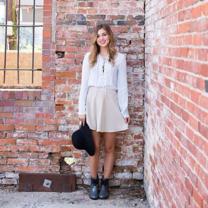 40 Best Sadie Robertson Images On Pinterest Sadie