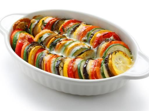Tian de légumes : Recette de Tian de légumes - Marmiton
