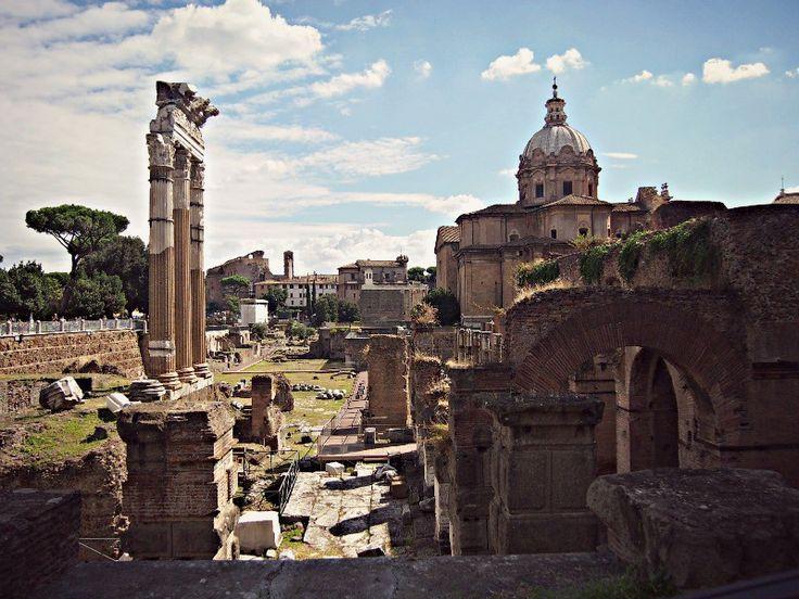 Řím...aneb co vidět za jeden den