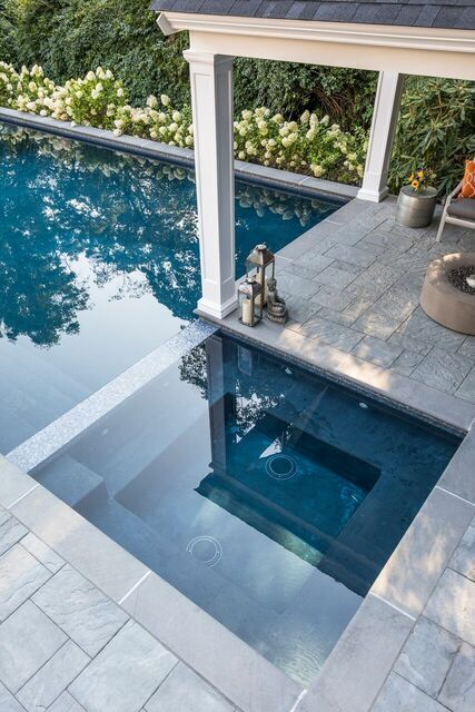 Wonderful Fall Is A Great Time To Plan. Get Your Pool Patio Ready For The Next Summer  Season With Cambridge Pavingstones And Armor Tec! Installation: Thomas Flint