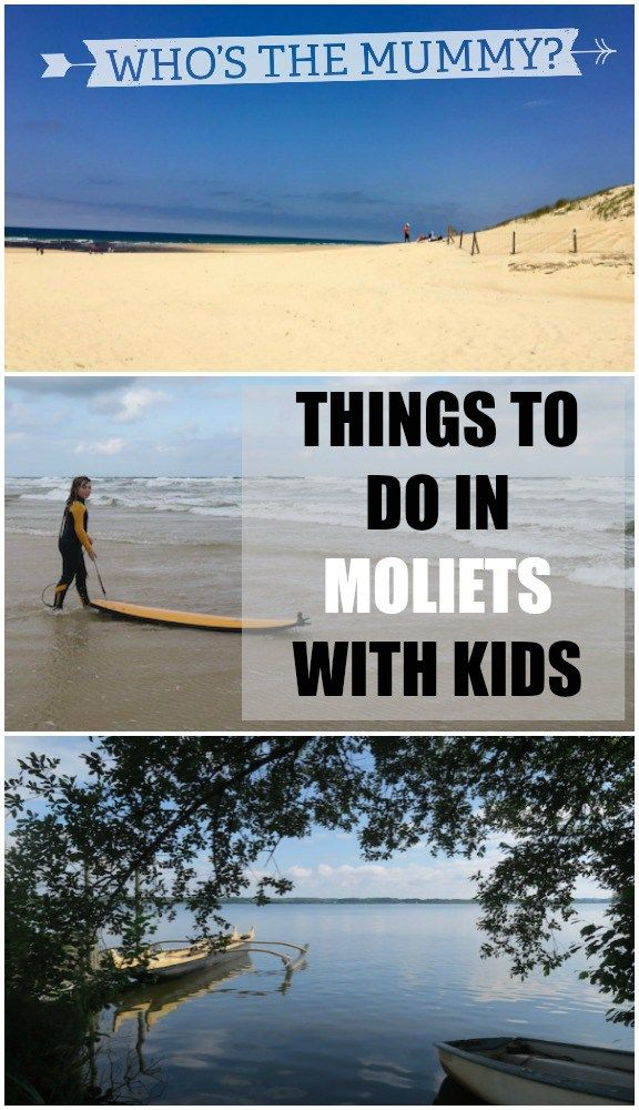 Heading to Moliets, France? Here's a guide to the very best family-friendly activities whatever the weather!