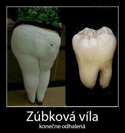 Zoubková víla..