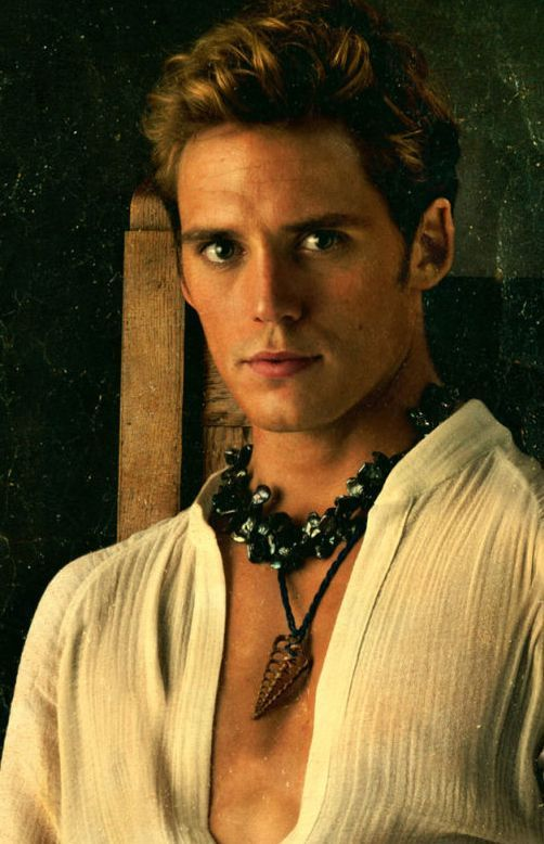 You Can Buy Your Very Own Finnick Odair Pendant Catching