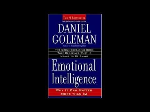 the importance of emotional intelligence An understanding of what exactly constitutes emotional intelligence is important not only because the capacity is so central to leadership but because people strong in some of its elements.