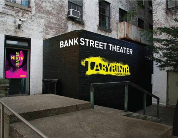 Labyrinth Theater Company by Steff Geissbuhler, via Behance