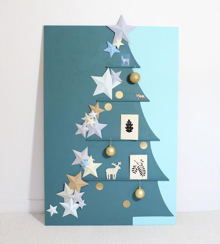 ... Noël on Pinterest  Modern christmas trees, Christmas trees and Belle