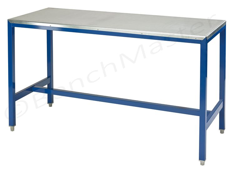 Educational steel top Work Tables | Benchmaster - Industrial workbenches made in the UK