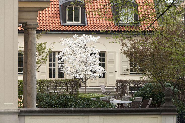 Villagatan 6, Kv. Linden 3. ombyggnad 1917-18 av arkitekt Ivar Tengbom