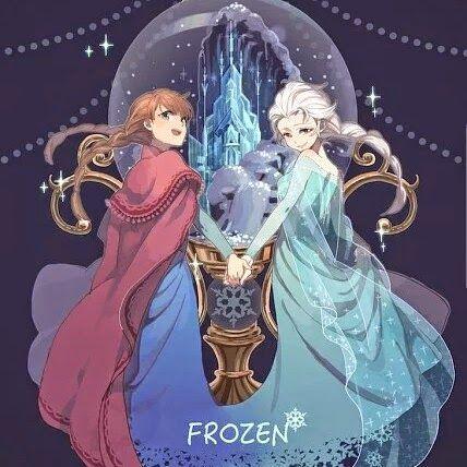 Frozen Anime Kingdom