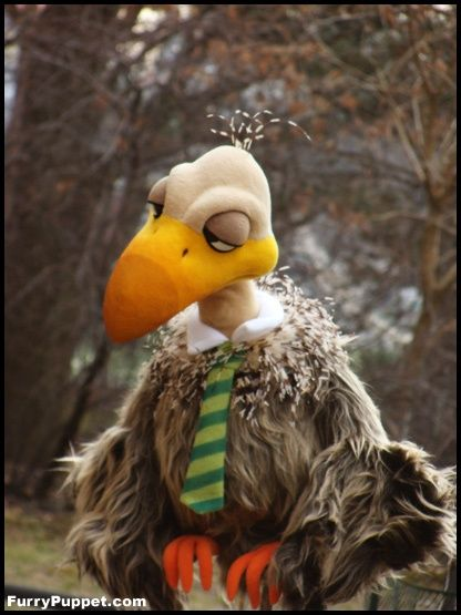 Vultures in Suits  (via Furry Puppet Blog http://www.furrypuppet.com/blog/?p=117)