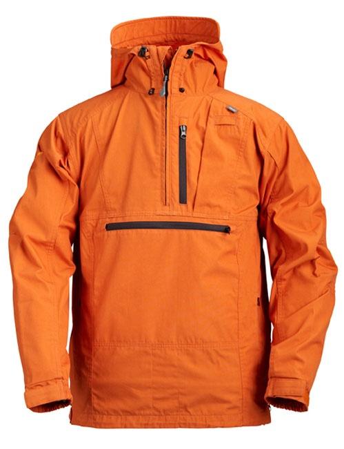 Anorak T Moen | Orange och färg är kul | Windbreaker ...