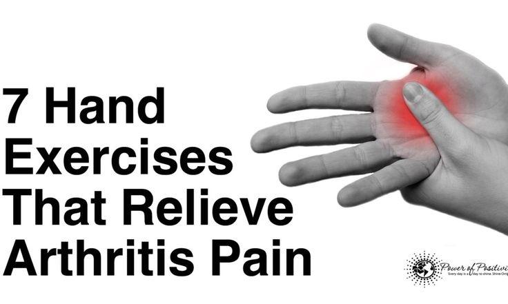 7 Hand Exercises That Relieve Arthritis Pain