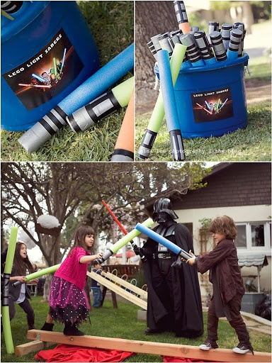 15 best images about jedi training 6th birthday party on pinterest star wars party activities. Black Bedroom Furniture Sets. Home Design Ideas
