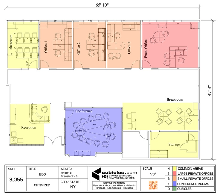 Office Layout Plan for private offices. #officelayout ...