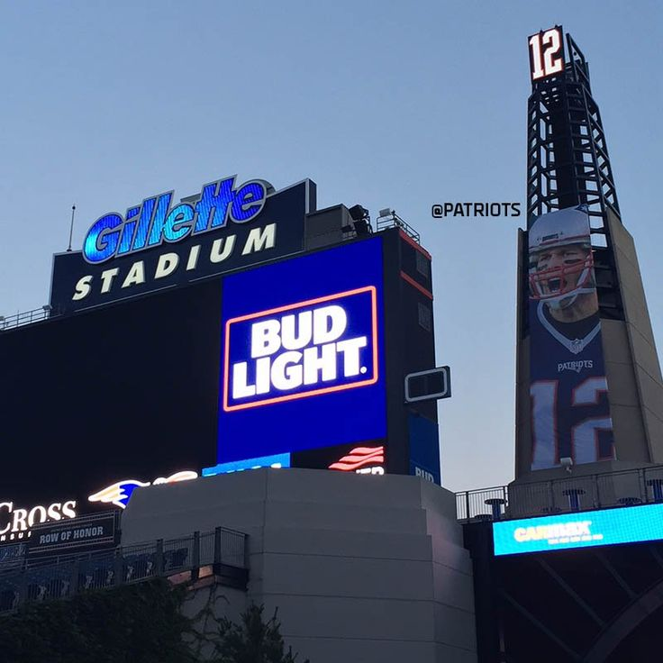The Patriots have modified the Gillette Stadium Lighthouse in anticipation of Tom Brady's suspension beginning  https://twitter.com/patriots/status/772383020418424832 Submitted September 04 2016 at 08:55AM by I_Enjoy_Taffy via reddit http://ift.tt/2c3H0hR