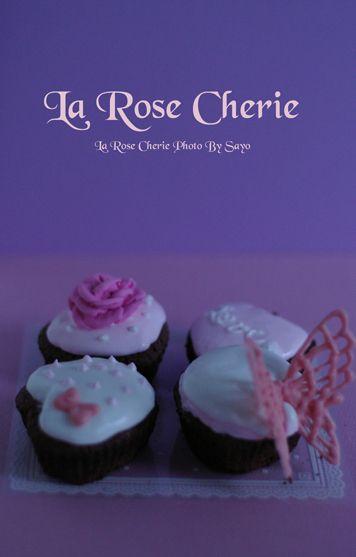 La Rose Cherie(ラ・ローズ・シェリー) デコレーション教室-バレンタイン チョコレート特別講座