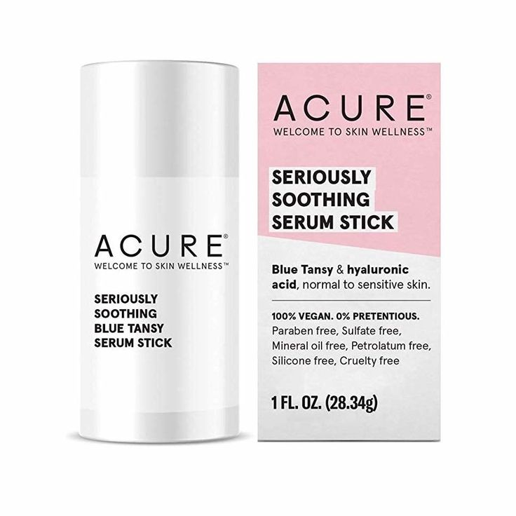 **Acure Seriously Soothing Blue Tansy Serum Stick** In