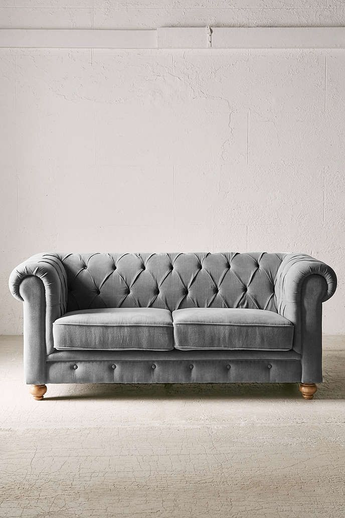 Sofia Chesterfield Sofa - Urban Outfitters: