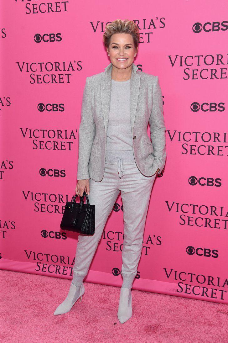 Pin for Later: Victoria's Secret a Organisé L'afterparty la Plus Sexy de L'année Yolanda Foster