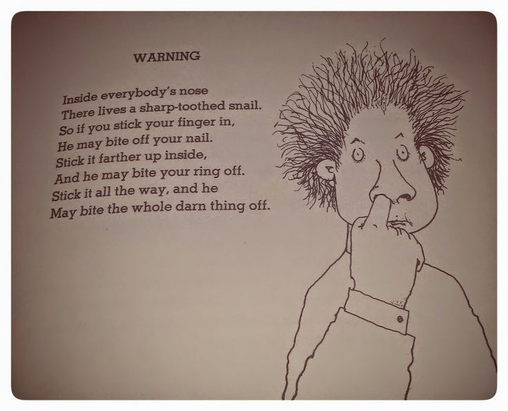 Shel Silverstein Quotes About Education: 17 Fun Life Lessons To Teach Children Using Poetry From
