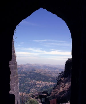 Singhgad - a Best historical tourist spot around #Pune City, #india
