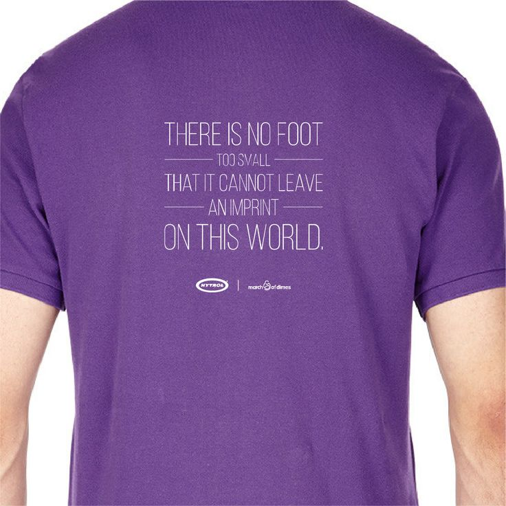 March Dimes Shirts T