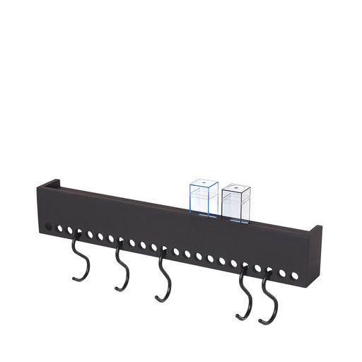 Hylla, So-Hooked Wall Rack, 60 cm - Möbler- Köp online på åhlens.se!