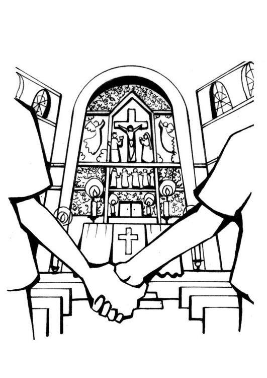 Resultado de imagem para dibujos matrimonio
